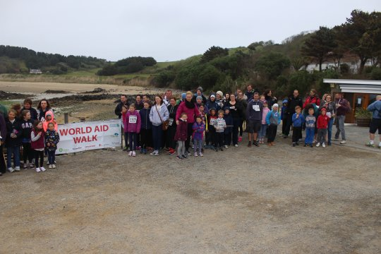 Herm World Aid Walk 2016 (8)